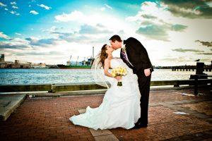 Fells Point Wedding Photographer