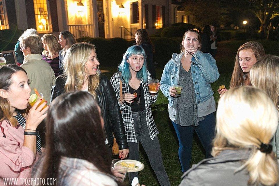 Women Who Whiskey at Sagamore Farm || tPoz Photography || www.tpozphoto.com