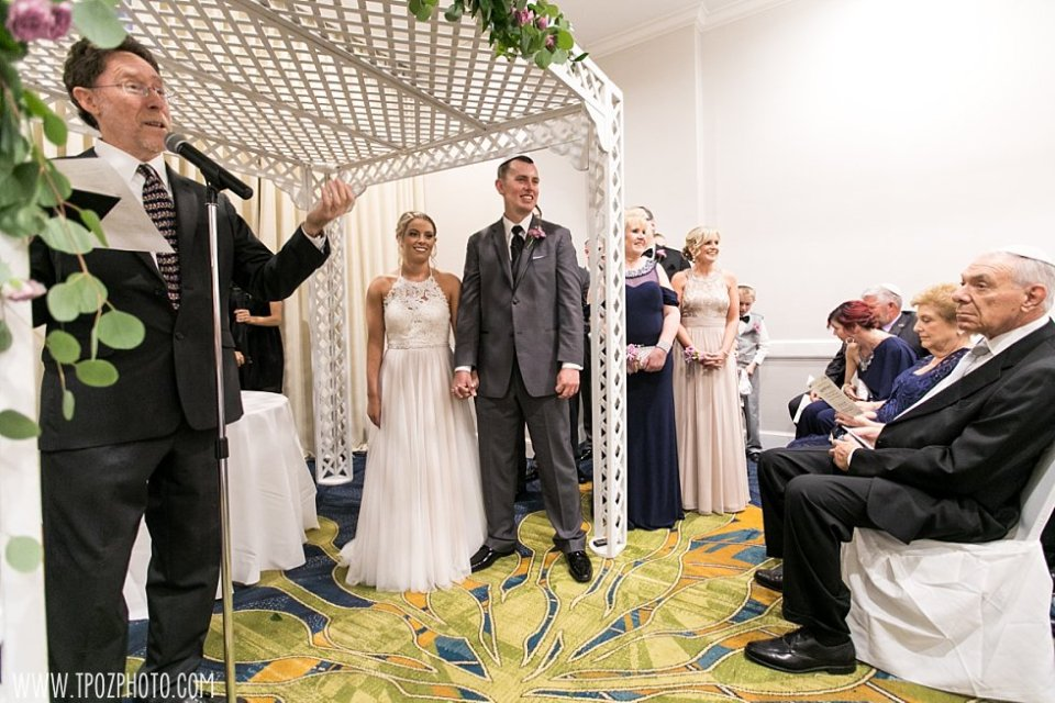 Annapolis Waterfront Hotel Wedding || tPoz Photography || www.tpozphoto.com