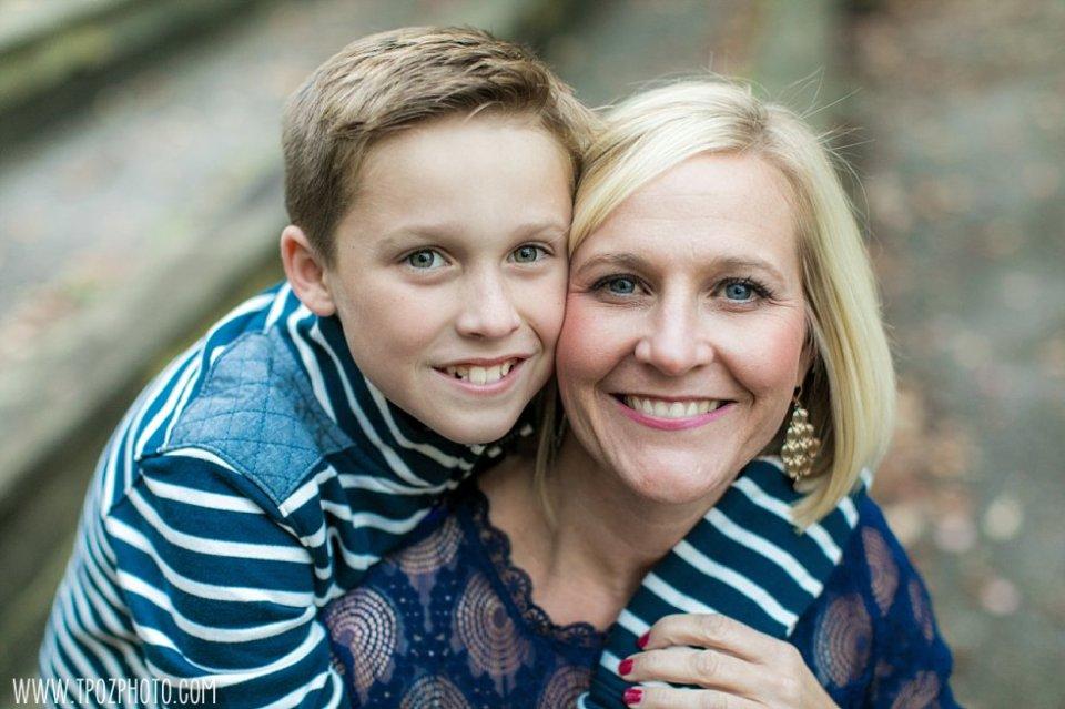 Crofton Family Portrait •tPoz Photography • www.tpozphoto.com
