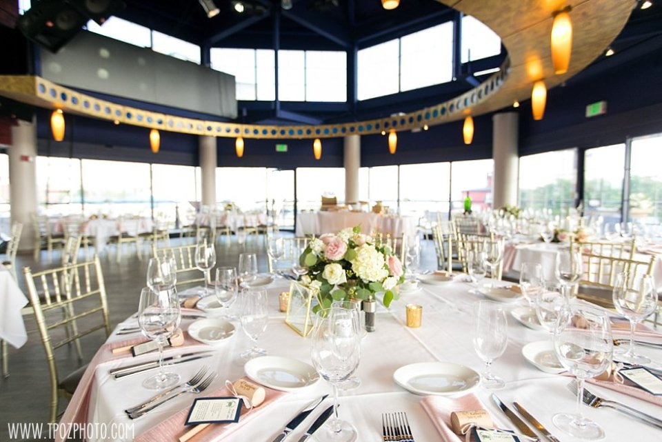 Pier 5 Hotel Wedding reception  •  tPoz Photography  •  www.tpozphoto.com