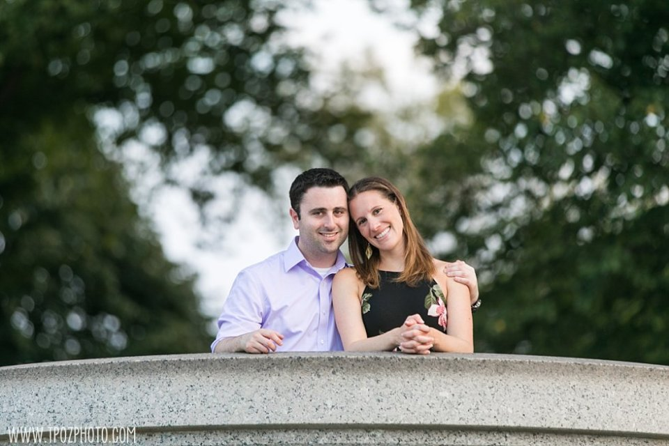 Engagement Session in DC • tPoz Photography  •  www.tpozphoto.com
