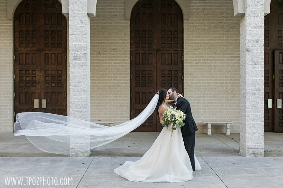 Baltimore Greek wedding at St. Demetrios Greek Orthodox Church • tPoz Photography  • www.tpozphoto.com