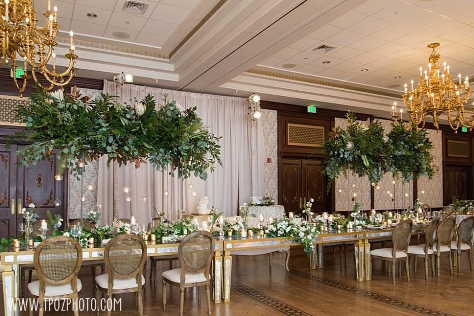 The Grand Lodge of Maryland wedding decor  by Elizabeth Bailey Weddings. •tPoz Photography  •www.tpozphoto.com