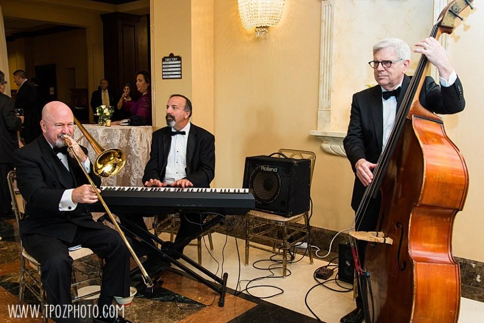 Peabody Jazz Quintet wedding music •tPoz Photography  •www.tpozphoto.com