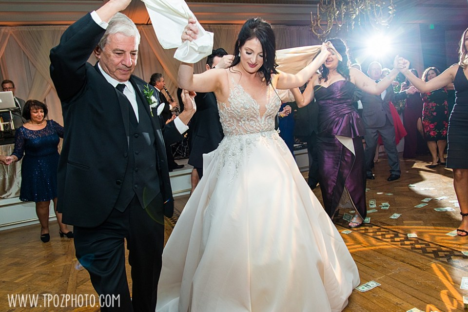 Baltimore Greek wedding at The Grand Lodge of Maryland  • tPoz Photography  • www.tpozphoto.com