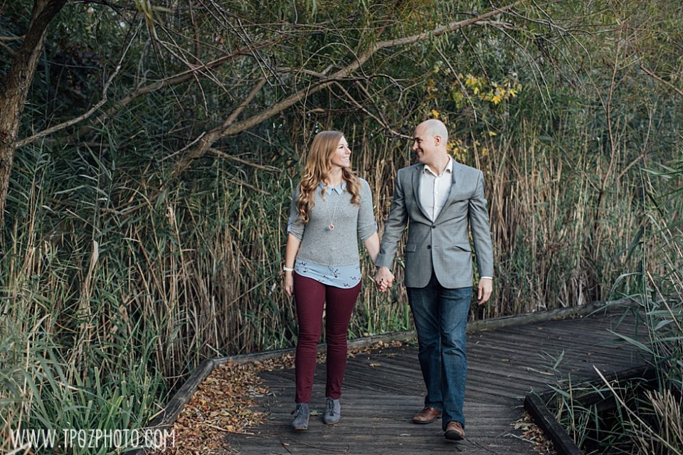 Patterson Park Canton Engagement Session • tPoz Photography  •  www.tpozphoto.com