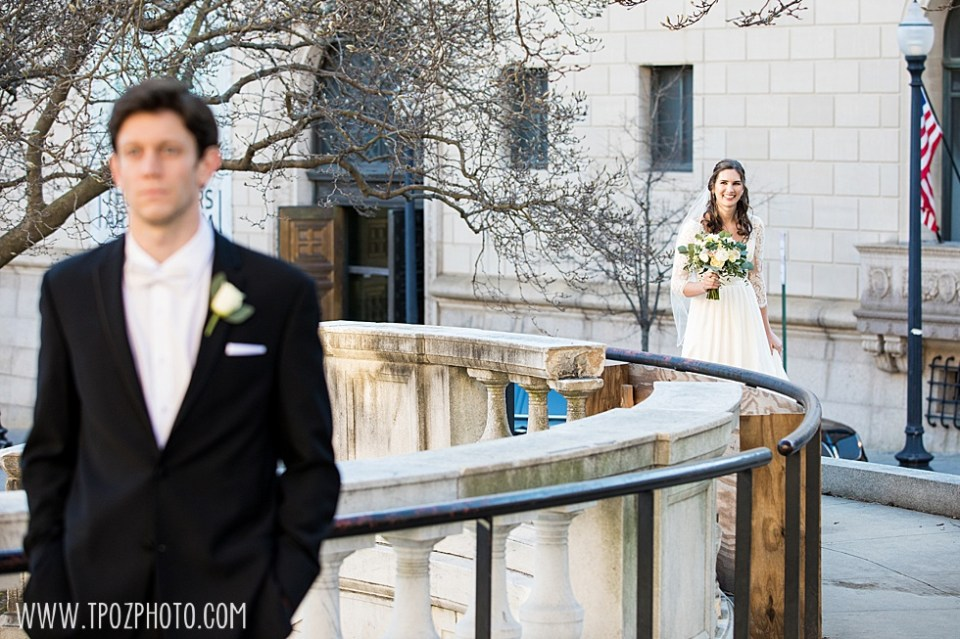Winter Belvedere Wedding  •  tPoz Photography •  www.tpozphoto.com