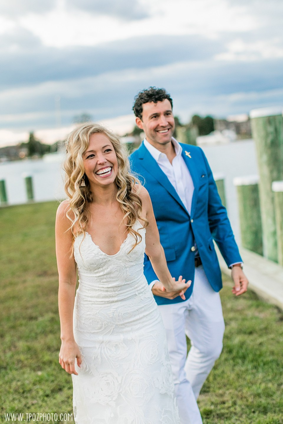 Chesapeake Bay Maritime Museum wedding photographer