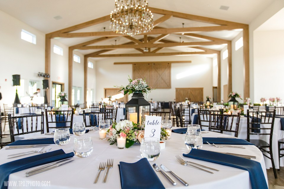 The Rose Barn wedding reception at Rosewood Farms  - Maryland Wedding Photographer