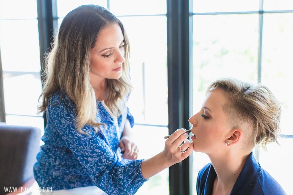 Makeup by Farren wedding