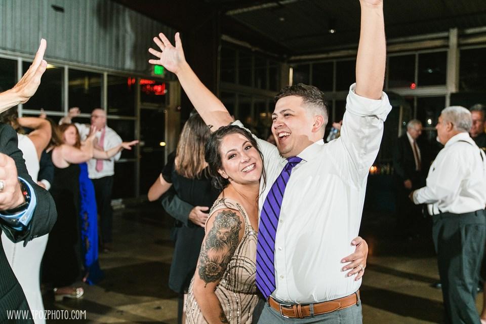 BMI wedding reception