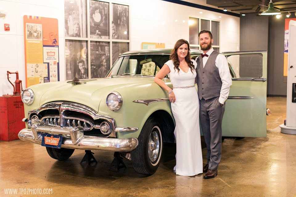 Baltimore Micro-Wedding at the BMI