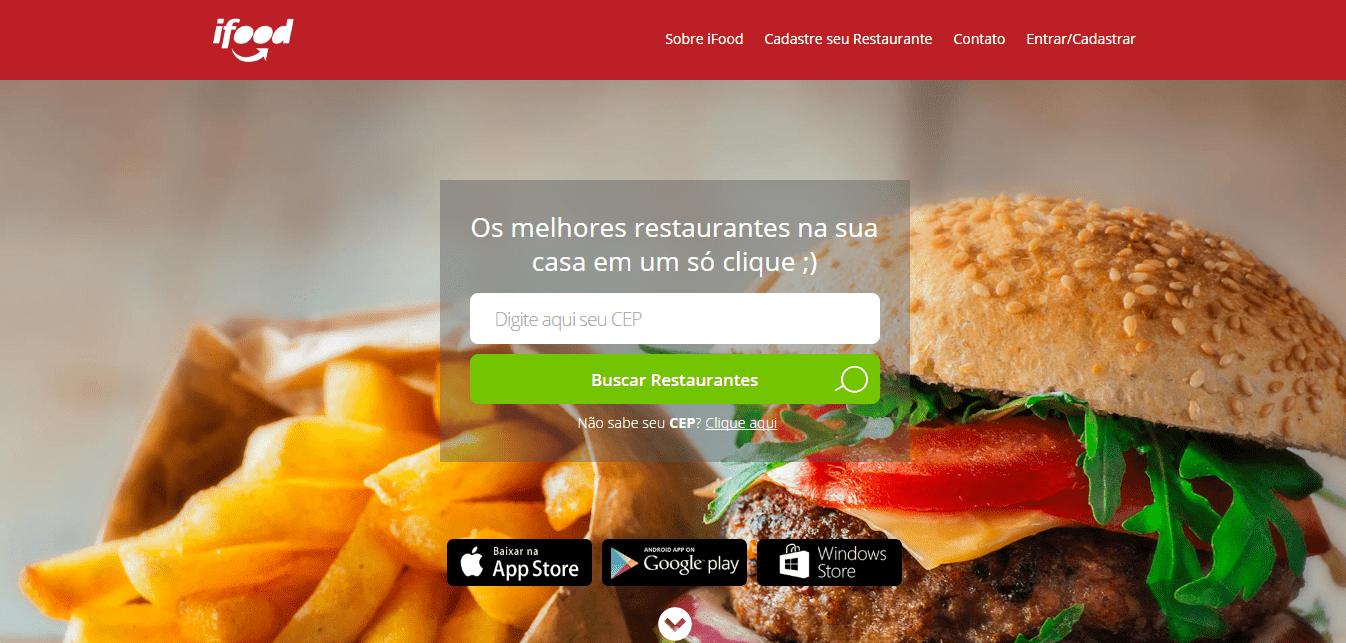 ifood - empresas que se destacam em experiência do cliente - satisfação de clientes - tracksale