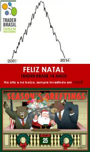 Feliz trader natal 2014
