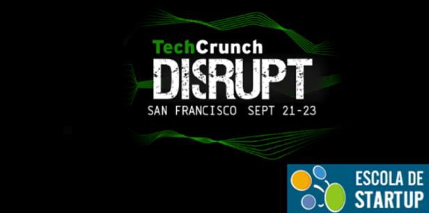 Escola de Startup no Techcrunch SF 2015