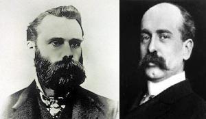 Charles Dow & Edward Jones (