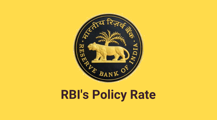 rbi policy rate