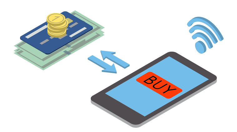 Cashless economy to boost online, mobile trading