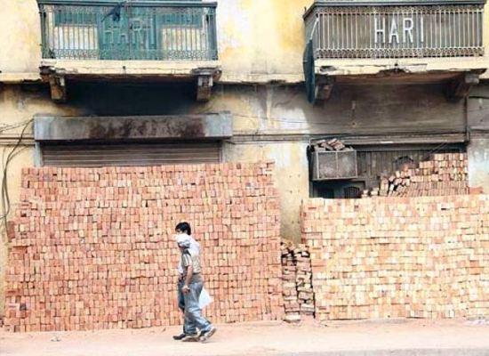 Lawrence road of Karachi a look at old British