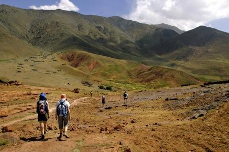 Hiking-High-Atlas-Toukbal-Mountains
