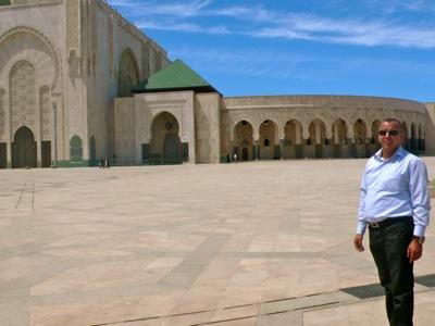 Hossaine-at-Hassan-II-Mosque-Casablanca-Morocco