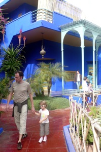 Marrakesh-Majorelle-Gardens