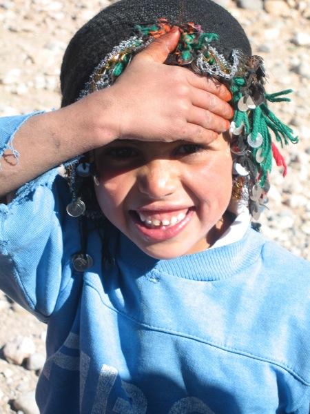 Berber-Girl