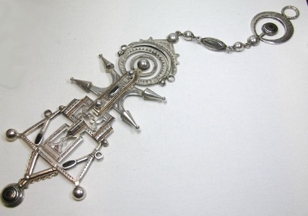 Asrou-N -Swoul Berber-Silver