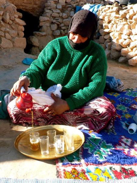 Tea-With-Nomad-Family-Bouthgrar-Mount-Mgoun