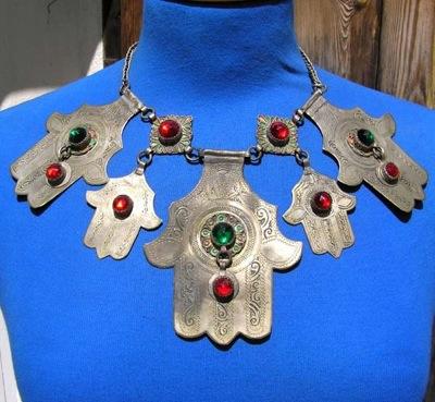 Khamsa (Hamsa) Necklace