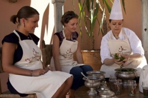Le Jardin Des La Medina Cooking Class, Marrakech