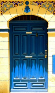 Moroccan Doors Of Essaouira Your Morocco Travel Guide