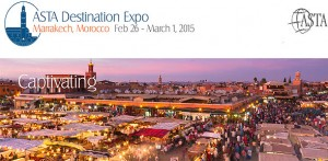 ASTA Destination Expo, Marrakech