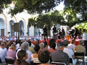 Batha Gardens & Museum, Fes Festival