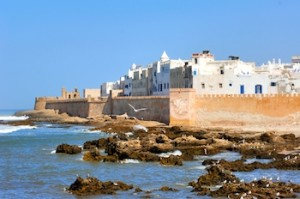 Portuguese Ramparts on Water, Essaouira