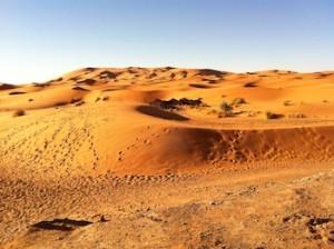 Erg Chebbi Dunes, Merzouga Sahara Desert