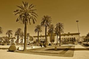 Palais De Justice, Art Deco Casablanca