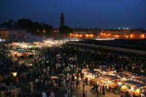 Tasting Marrakech Djema-Fna Square
