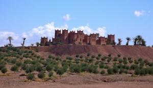 Ouarzazate Region, Kasbah