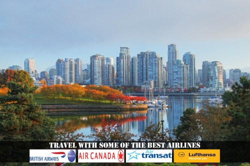 Top 10 Places to visit in Vancouver