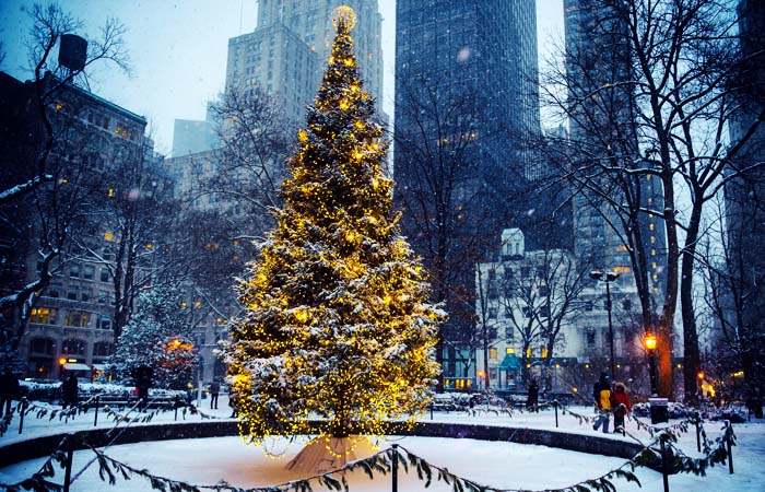 Christmas holiday deals  - New York