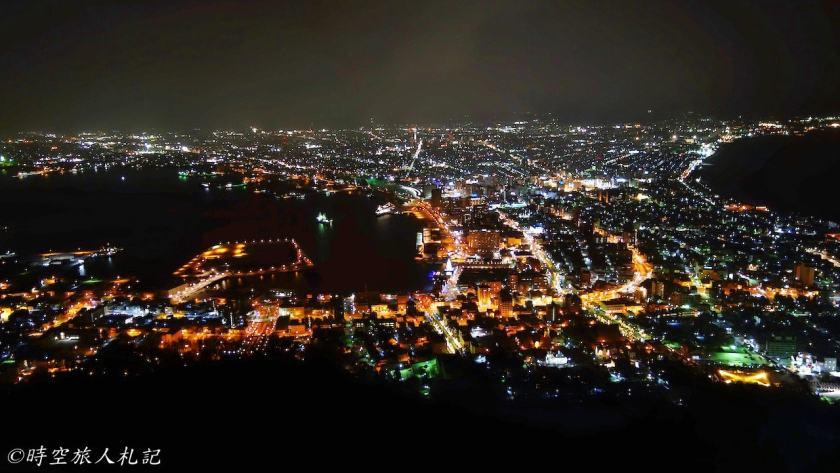 元町、金森倉庫、函館山夜景 22