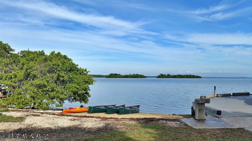 畢思肯國家公園kayaking