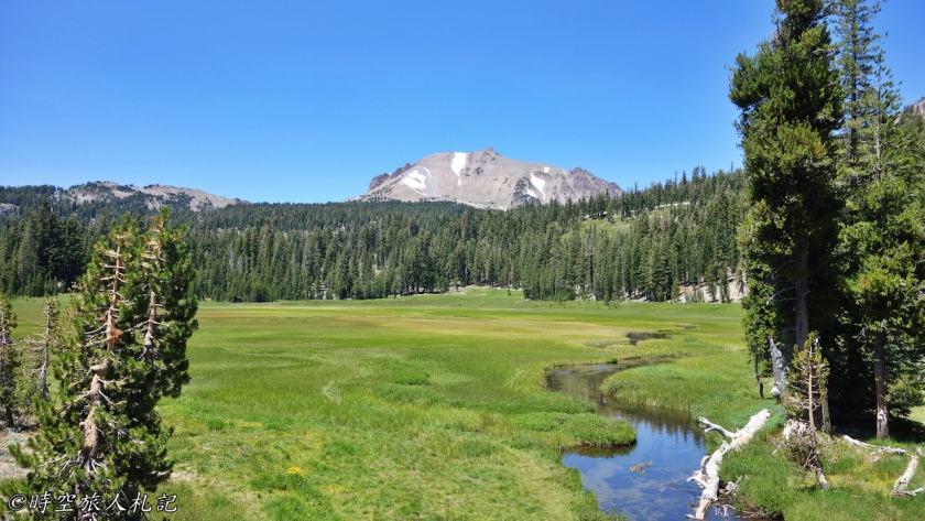 Lassen Peak trail 7