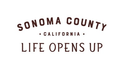 Sonoma County life opens up