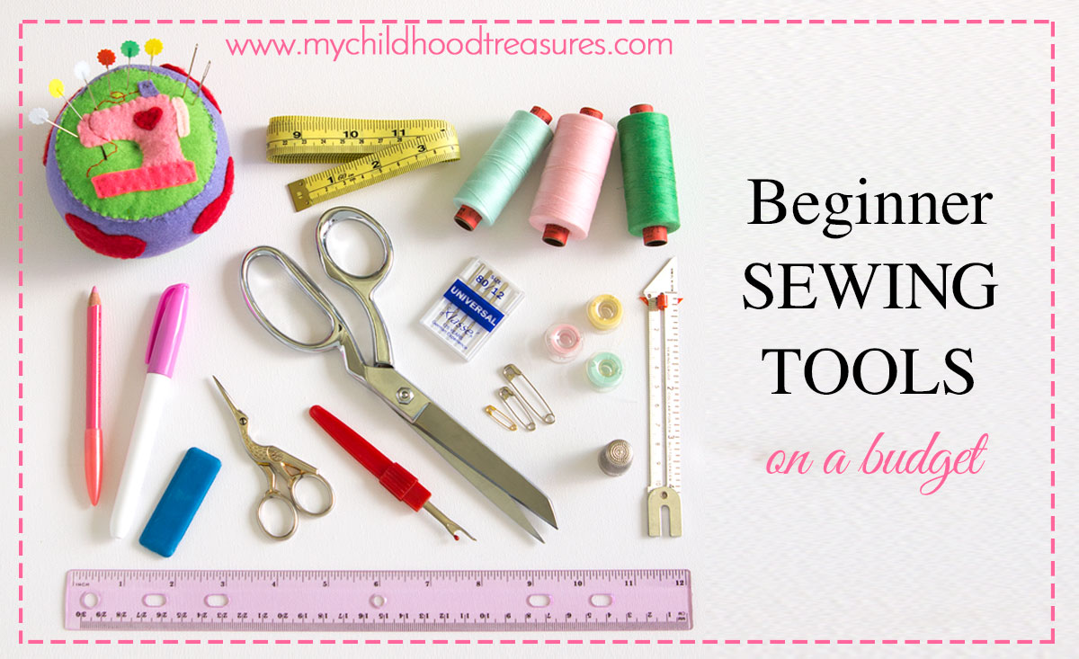 beginners sewing kit