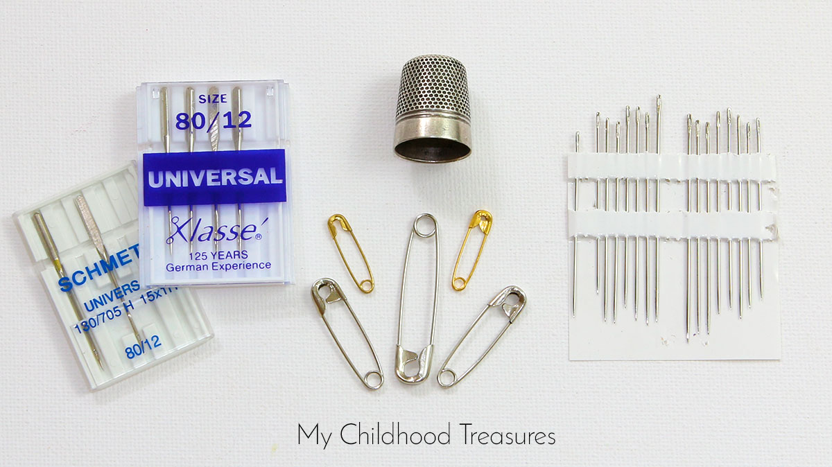 Beginners Sewing Kit on a Budget - Best Sewing Supplies & Tools ...