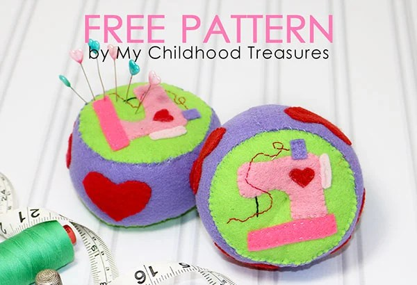 free pin cushion pattern