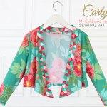 Girls cardigan pattern